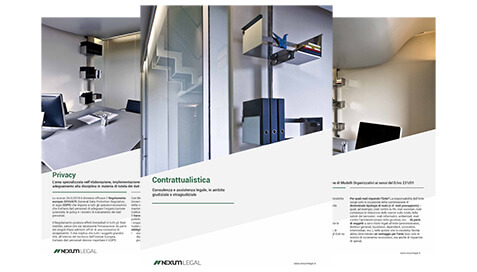 Flyer NexumLegal