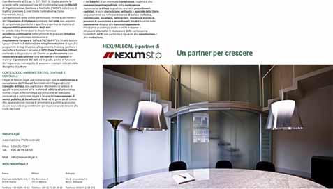 Nexumlegal Brochure A3